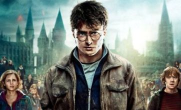 New Harry Potter poster reunites Daniel Radcliffe with his pals