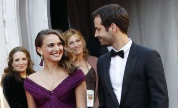 Natalie Portman and fiancé Benjamin Millepied welcome baby boy