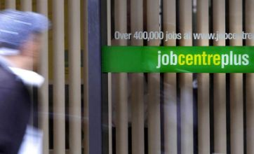 Unemployment shows biggest fall in more than a decade