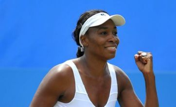 Kim Clijsters out of Wimbledon but Serena and Venus looking good