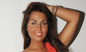 Wayne Rooney prostitute Jenny Thompson rescued from fire
