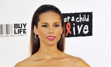 Alicia Keys has a ball at star-studded fund-raising bash Keep A Child Alive