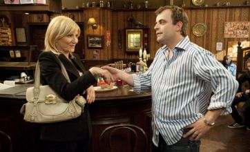 Fans blast Michelle Collins' accent on Coronation Street debut