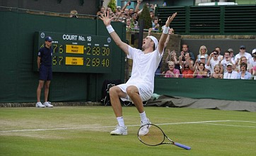 Nicolas Mahut and John Isner face Wimbledon rematch in first round
