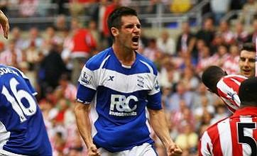 Aston Villa hoping to pip Stoke to Birmingham defender Scott Dann