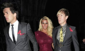 Katie Price denies show auditions flop as she parties with Leandro Penna
