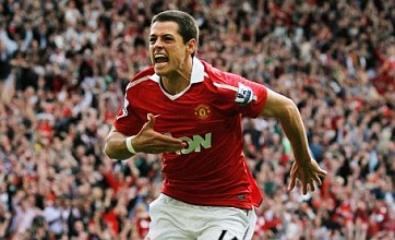 Javier Hernandez: I want to make history with Manchester United