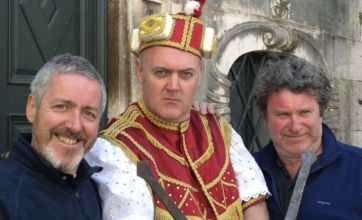 Three Men Go To Venice truly was the bottom of the barrel being scraped