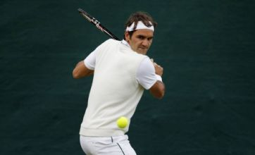 Roger Federer cruises into round two of Wimbledon
