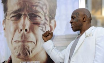 Mike Tyson tattoo artist settles after The Hangover 2 dispute