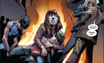 Peter Parker killed off in new Spider-Man comic