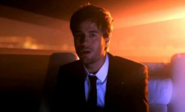 Enrique Iglesias ogles strippers in new Dirty Dancer video – Watch it here