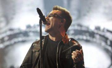 Glastonbury Festival 2011: Activists slam tax protest measures at U2 show