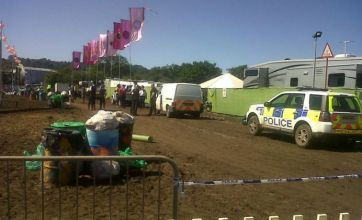 Tory aide Christopher Shale found dead in Glastonbury Festival toilet
