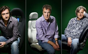 Top Gear and Jeremy Clarkson still haven't run out of ideas