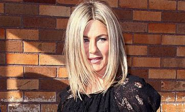 Jennifer Aniston 'is happier than ever' as she reveals new tattoo