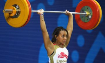 Weightlifter Zoe Smith: Winning Peru medal proved my critics wrong