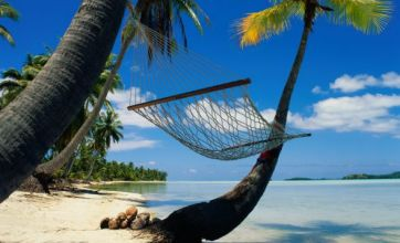 Paradise in your palm is what greets you at the islands of Tahiti