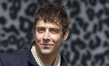 Jamie Hince beats his nerves ahead of wedding to Kate Moss