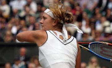 Wimbledon 2011: Petra Kvitova storms into first final against Maria Sharapova