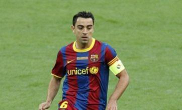 Cesc Fabregas 'suffering because he's so desperate to quit Arsenal' – Xavi