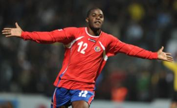 Joel Campbell 'eyed by Arsenal' after Copa America displays