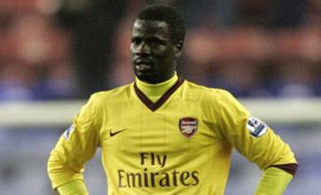 Emmanuel Eboue and Denilson move closer to Arsenal exits