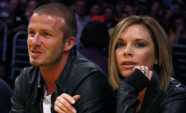 David and Victoria Beckham await July 4 and the birth of their baby girl