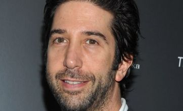 Friends star David Schwimmer: Fawlty Towers and Monty Python rock