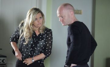 EastEnders: Max won't stand by Tanya through cancer