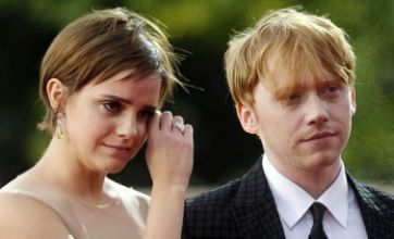 Emma Watson breaks down in tears at final Harry Potter premiere