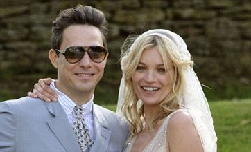 Kate Moss and Jamie Hince 'nude wedding snaps' emerge