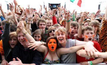 Arctic Monkeys at T In The Park Festival 2011 sets Twitter alight