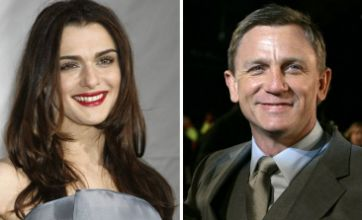 Daniel Craig and Rachel Weisz seen for the first time since secret marriage