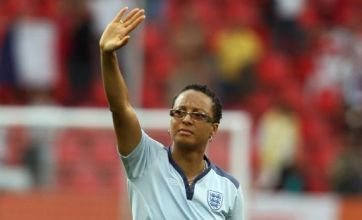 Hope Powell admits time as England coach may be over