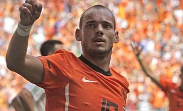 Wesley Sneijder talks scheduled as Manchester United ponder Nani plus cash bid