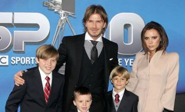 Why Harper Seven Beckham? Fans a-twitter over Becks' baby girl's name