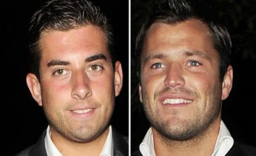 Mark Wright and James 'Arg' Argent want to be new Ant and Dec