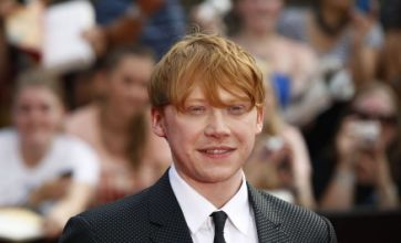 Rupert Grint: I fled Harry Potter premiere in tears