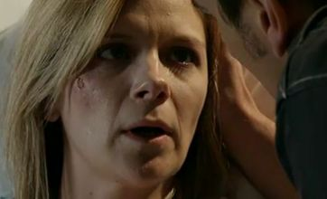 Coronation Street ratings soar as Leanne loses her baby after stairs fall