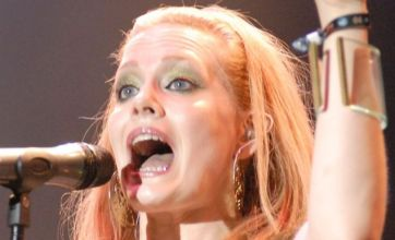 Scissor Sisters star Ana Matronic hits out at 'fake freaks' for copying them