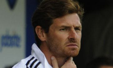 Andre Villas-Boas claims radical changes not on the cards for Chelsea