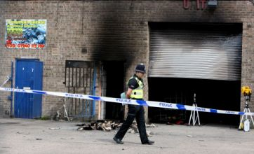 Five men killed in blast on Lincolnshire industrial estate named