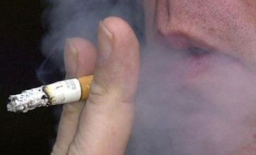 Passive smoking 'can make teenagers deaf'
