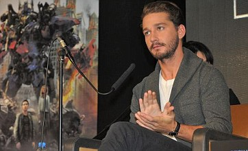 Shia LaBeouf to team up for Robert Redford for political thriller