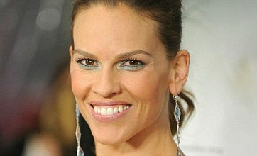Hilary Swank to star in and produce comic-book adaptation Shrapnel