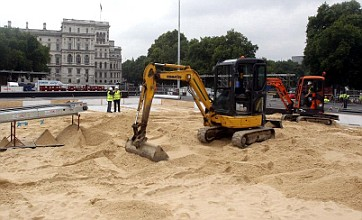 Britain's beach volleyball duo backed to win medal at London 2012 Olympics