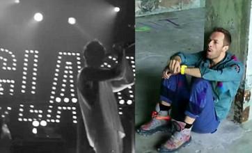 Coldplay v Glasvegas: Video fight club