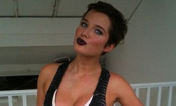 Helen Flanagan flaunts sexy curves on Coronation Street shoot