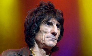 Ronnie Wood pays tribute to 'very good friend' Amy Winehouse